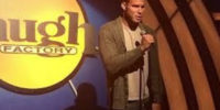Blake Griffin Does Stand Up Comedy – Actually FUNNY!