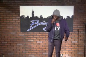 Myles Toe, New York comic