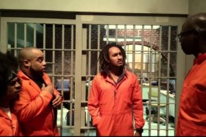 REEDO BROWN 5 WAYS TO SURVIVE IN JAIL
