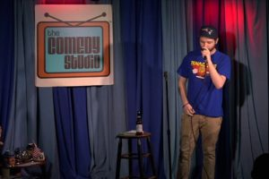 Nate Hennemann's First Standup for Comedy Hell