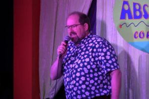 Ron Porteous – Second Stand-up Routine
