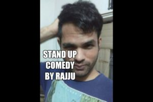 Stand up comedy by comedian rajat